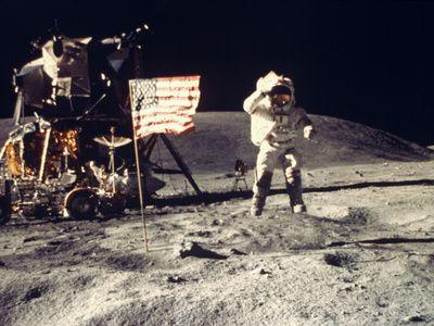 Apollo 16 Moon Mission