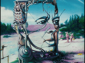 Remote Viewing, Surrealism, Dreams and Exotic Effects