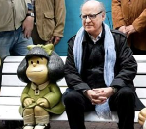 Muere el creador de Mafalda