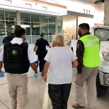 Deportan a extranjero por acosar a periodista de NL