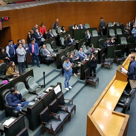 Rechaza Congreso ratificar a Magistrado; dicen cumplieron la orden
