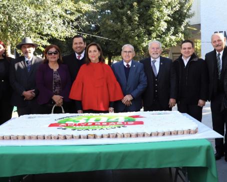 Celebra Guadalupe sus 304 años de su fundación