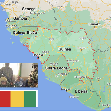 Golpe de Estado en Guinea