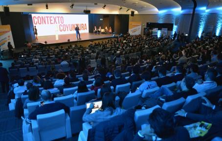 Monterrey se transforma en el epicentro de la comunicación política internacional