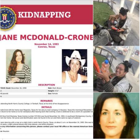 Regio descubre que mujer  de Texas con quien platicó tenía 28 años desaparecida