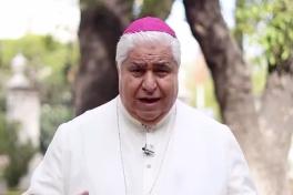 Paro nacional no arruinará la economía: Arzobispo Rogelio Cabrera; Iglesia se suma