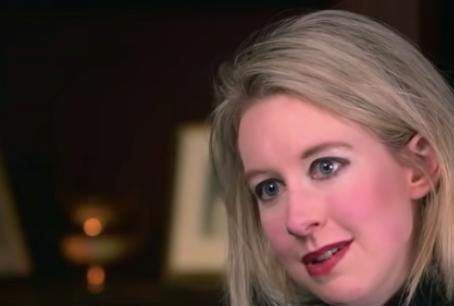 La gran estafa de Elizabeth en Silicon Valley