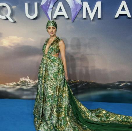 """Un millón de firmas piden que actriz no esté en film """"Aquaman 2"""""""