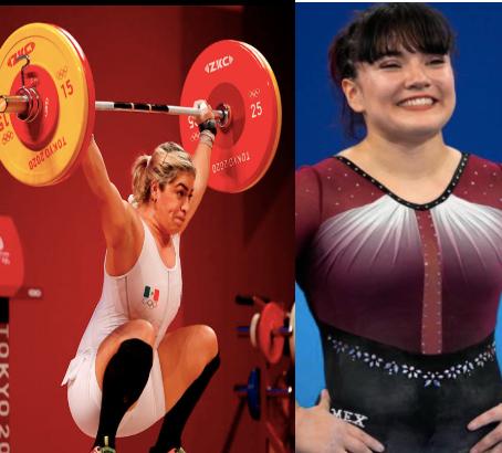 La tercera medalla llegó para México en halterofilia