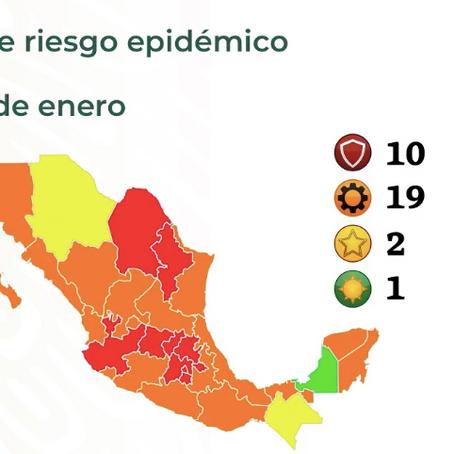 Más de 21 mil contagios en un sólo día en México