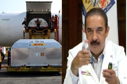 Autódromo y escuelas, opción para aplicar vacuna contra covid-19
