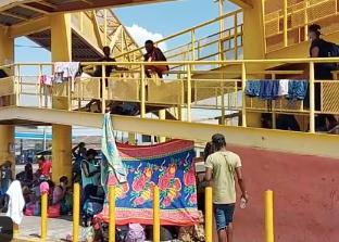 Cientos de Haitianos llegan a NL; JRC: no hay dinero para enfrentar esta contingencia