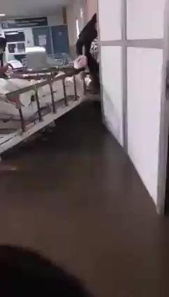 Reportan 17 muertes en Hospital de Tula Hidalgo por desbordamiento de río