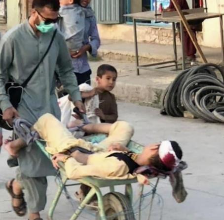 Reportan 11 muertos en atentado suicida en Afganistan