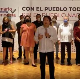 Gobernadores no tendrán ni un peso más; se respetará la Ley:  Mario Delgado