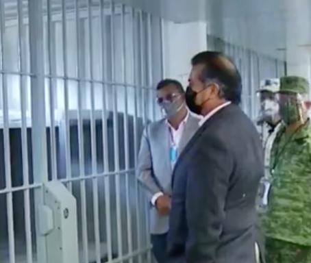 Tenemos la gobernanza del sistema penitenciario: Bronco