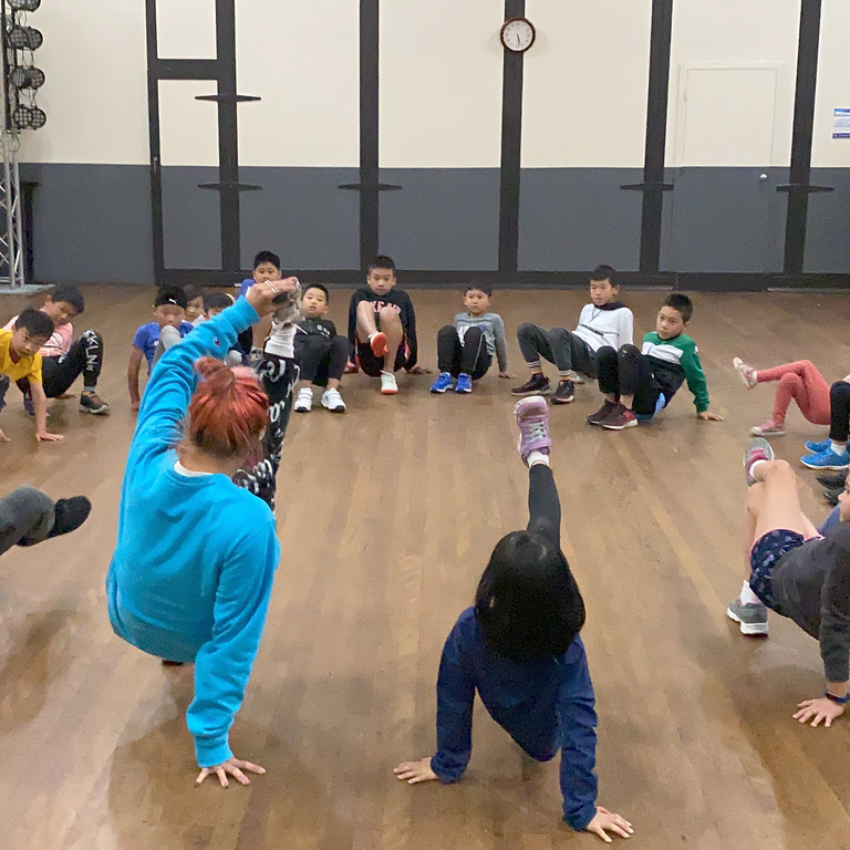 Online Kids Dance Program