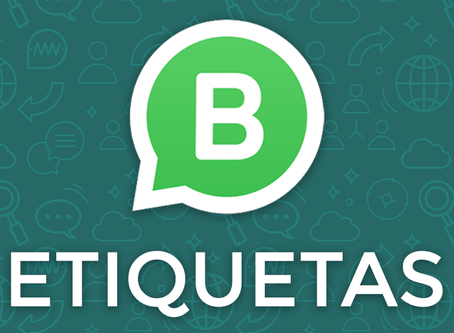 WhatsApp Business: Etiquetas