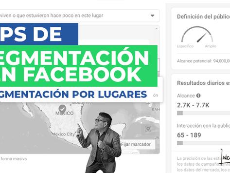Segmentación por Geolocalización en Facebook e Instagram