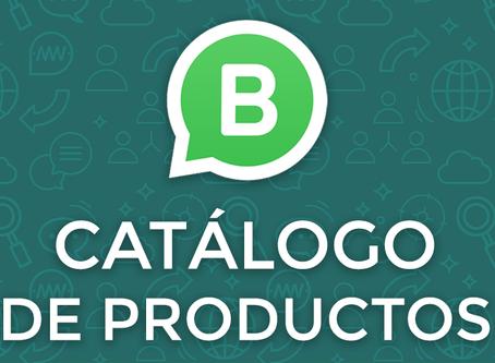 WhatsApp Business: Crea tu Catálogo de Productos