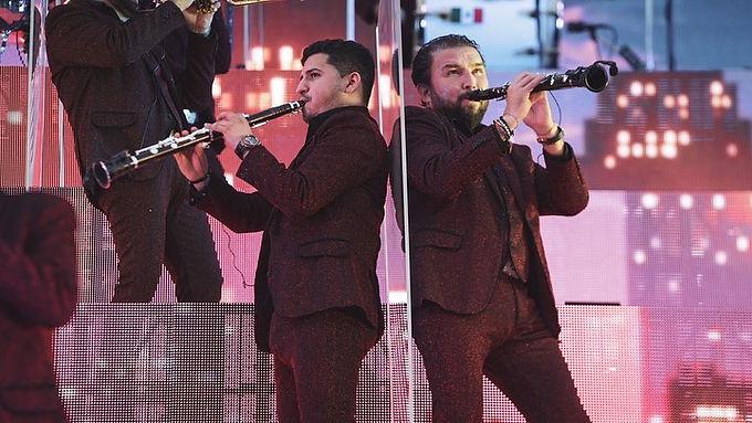 La Banda El Recodo padrino de lujo en la inauguración del estadio de fútbol de Mazatlán