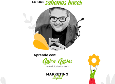 Conferencia: Marketing Digital para Emprendedores en CAFFENIO
