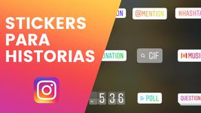 Stickers para Historias de Instagram