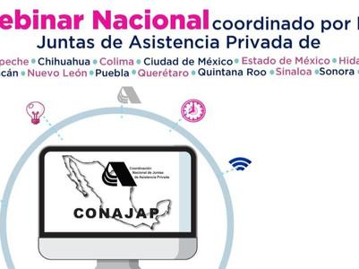 Conferencia: Transformación digital paso por paso para OSCs en CONAJAP