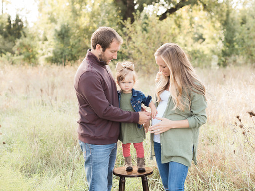 Baby Cook | Northwest, Ohio Family, Newborn Photographer