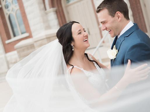 Clayton & Nicole | Celina, St. Henry, Ohio Wedding Photographer