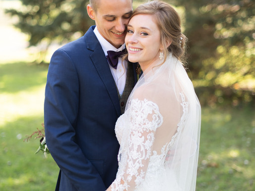 Cory & Brooke | Cloverdale, Ohio Wedding Photographer