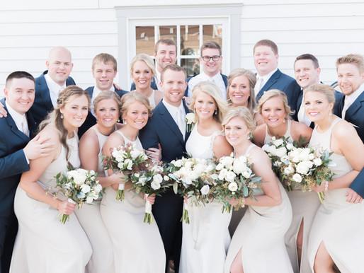 Nick & Kristen  | St. Mary's, Ohio Wedding Photographer