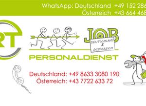 RT Personaldienst - in Deutschland und Österreich