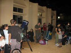 תצפית טלסקופים