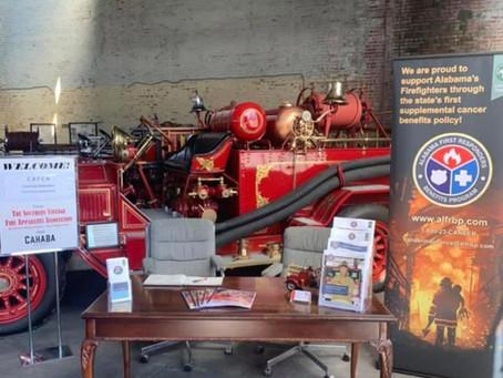 ALFRBP visits CAFCA and Tuscaloosa County Fire Association