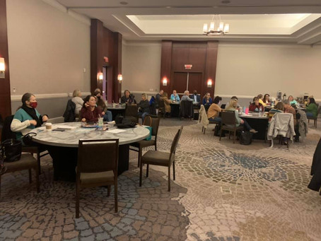 ALFRBP and MWCF attend Annual Clerks Conference