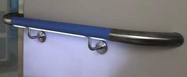 Polmar - stenska zaščita ograja držalo r