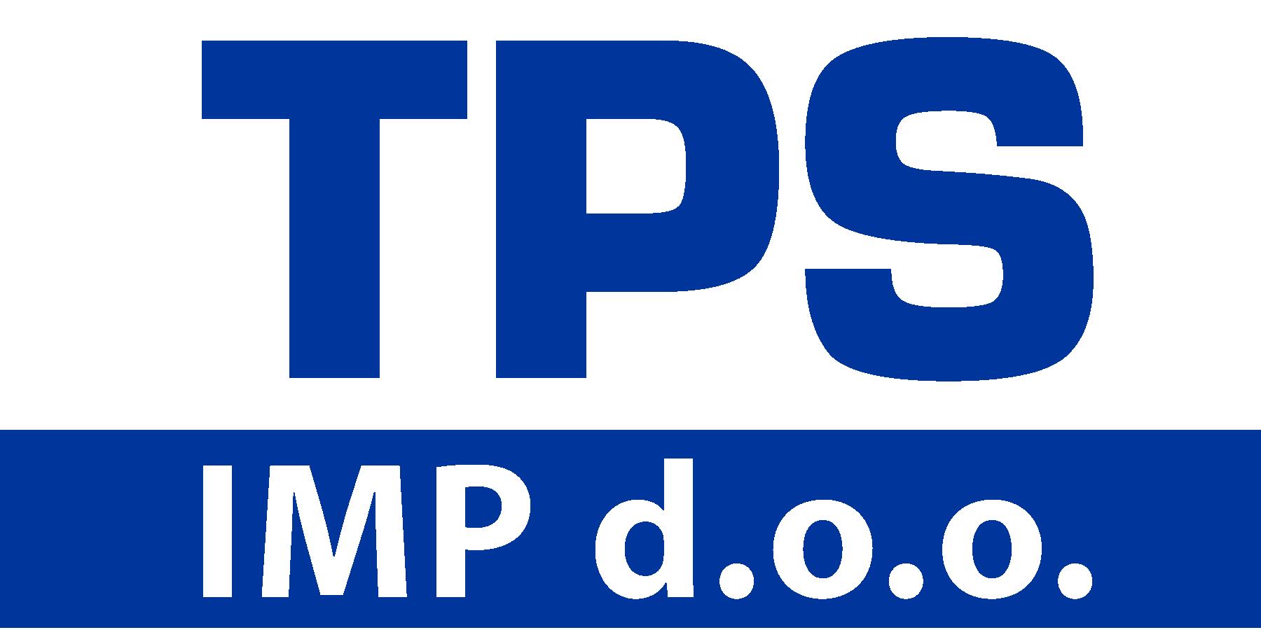 TPS LOGO prozoren