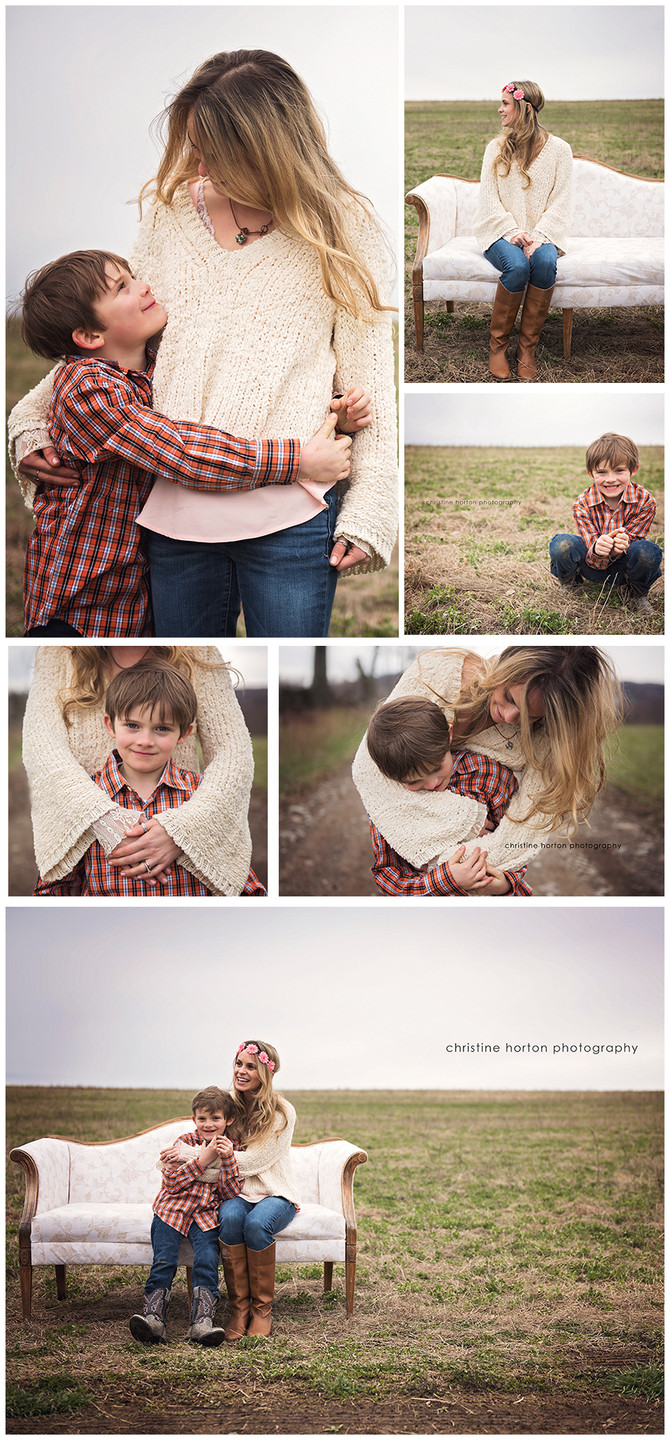 Limited Edition Mother's Day Photography Session {J + C}