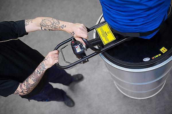 Drum Barrel Vacuum Lifter UAE KSA