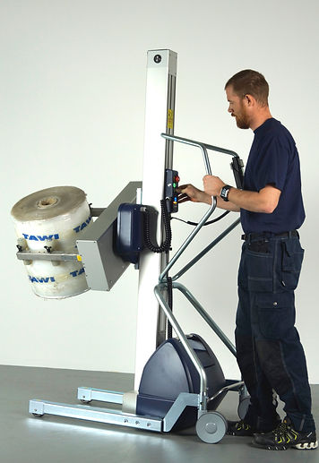 Electric Lifting Trolley for Reel Lifting