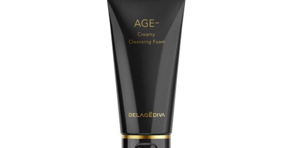 DELAGEDIVA AGE- Creamy Cleansing Foam