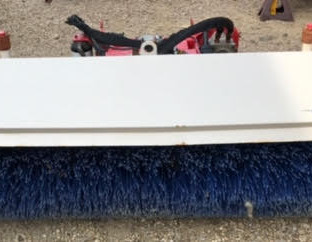 Broom of Ventrac 4200 VXD for sale