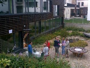 Vinaři z Nového Šaldorfu se představili v Otevřené zahradě