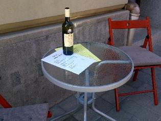 Na víno po deci do Degu