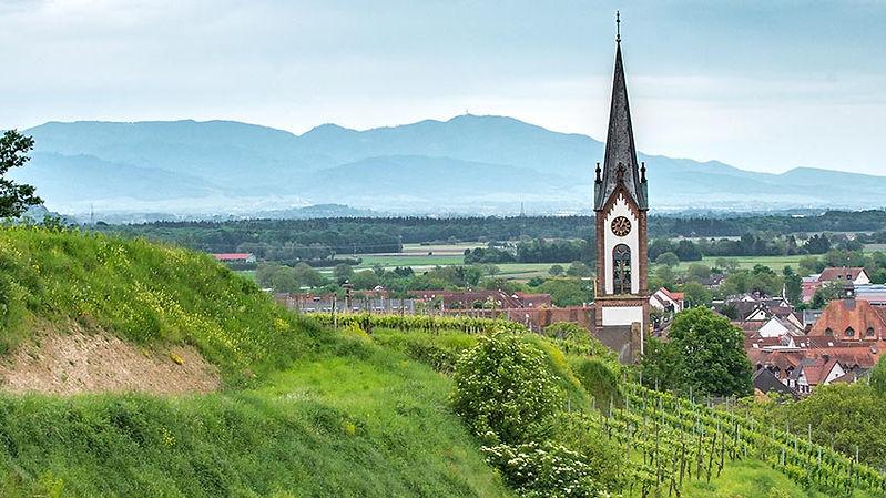 Unser Heimatort Ihringen, einer der schönste Orte Deuschlands