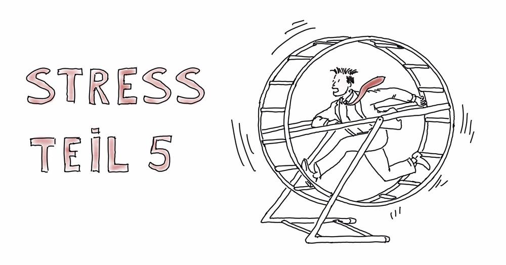 Warum entsteht eigentlich Stress in uns? - Achtsamkeit Blog