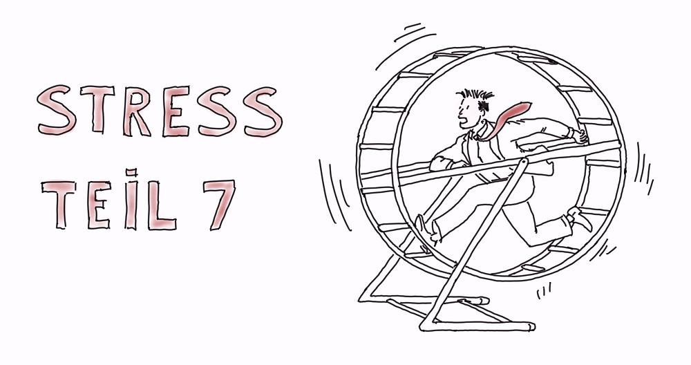 Dauerstress im Alltag senken - Achtsamkeit Blog