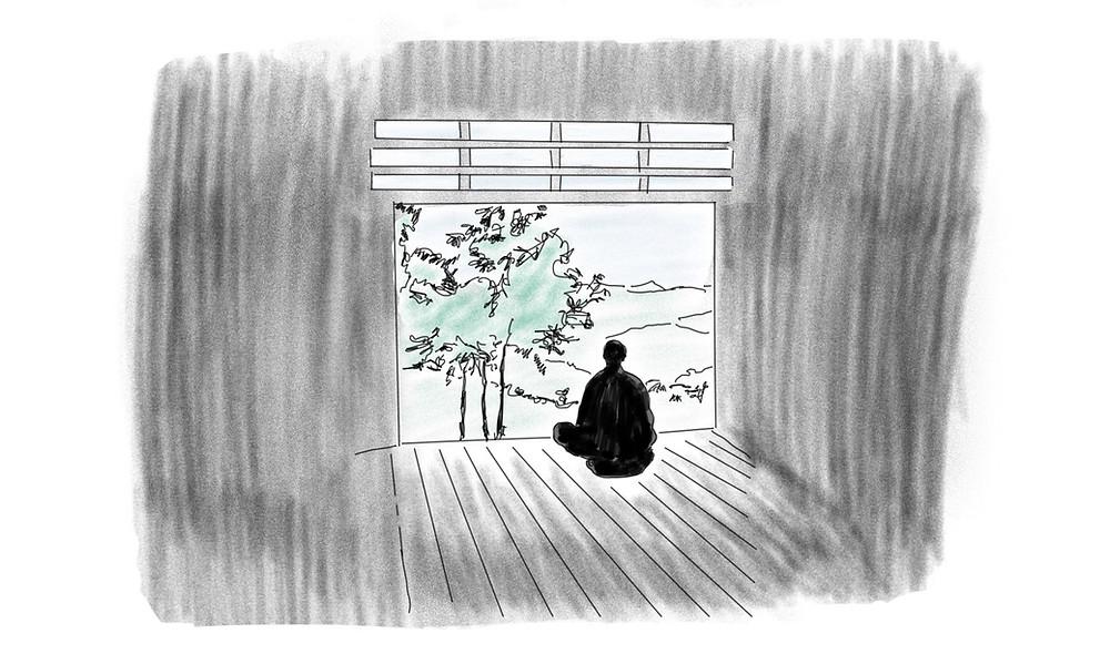 Die Stille ist dein Freund - Achtsamkeit Blog