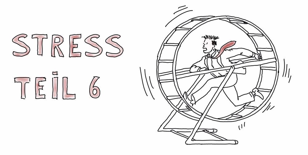 Angemessen auf Stress reagieren - Achtsamkeit Blog